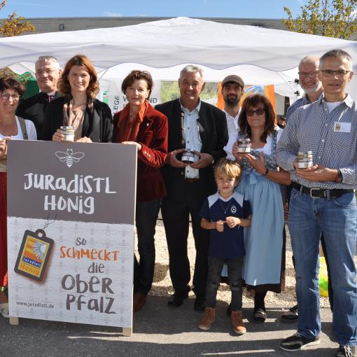 Juradistl-Honig geht in Regensburg an den Start