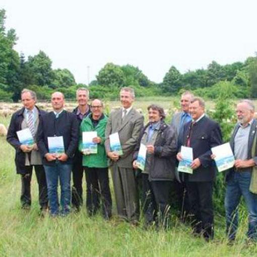Kulturlandschaft braucht Schafe – Strategie zur Förderung der Hüteschäferei in Bayern