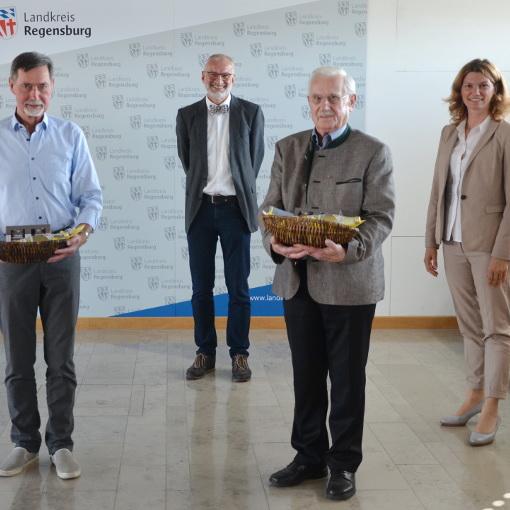 Landschaftspflegeverband Regensburg e. V. weiter im Aufwind